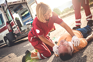 Auto accidnet injuries