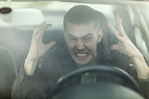 aggressive drivers and tbi