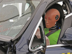 crash safety test dummy